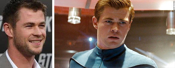 Hemsworth In Star Trek 4?