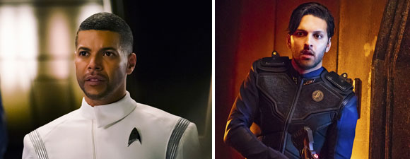 Cruz: Star Trek: Discovery: Despite Yourself Surprise