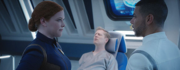 CBS Releases Photos For New Star Trek: Discovery Episode