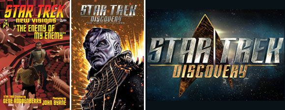 April IDW Publishing Star Trek Comics