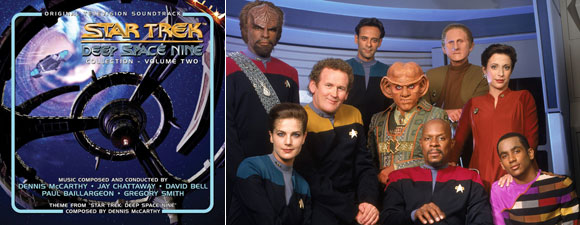 Deep Space Nine: Volume 2 Soundtrack Announced