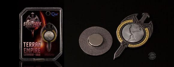 Star Trek: TNG Mirror Universe Magnetic Badge