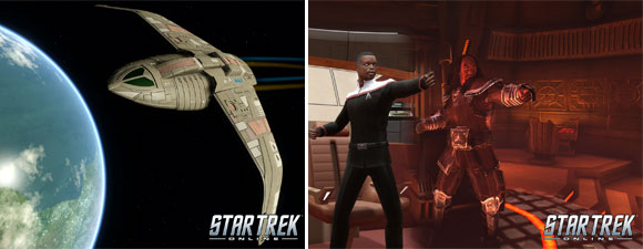 Star Trek Online 8th Anniversary