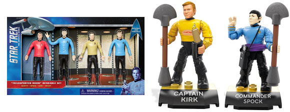New Original Series Action Figures
