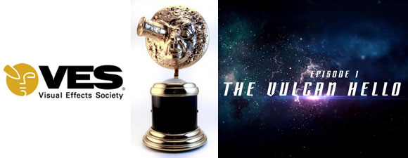 Star Trek: Discovery Nominated For Two Awards