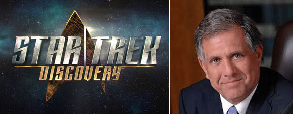 Moonves: CBS All Access And Star Trek: Discovery Doing Very Well