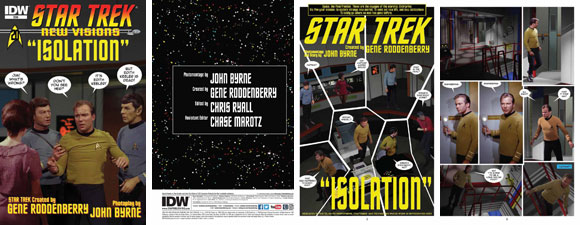 Star Trek: New Visions: Isolation