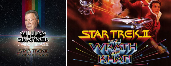 Shatner To Host Star Trek II: The Wrath Of Khan Screenings