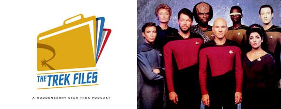 Star Trek: The Trek Files: The Lost TNG Premise
