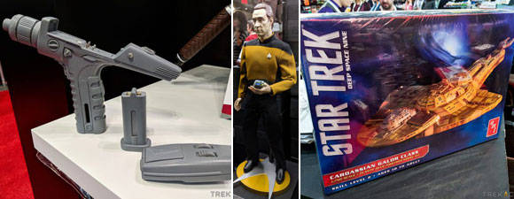 Trek-Themed Toys At Toy Fair 2018