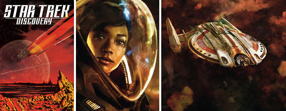 Star Trek: Discovery Art Prints