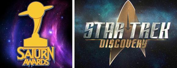 Star Trek: Discovery Saturn Award Nominations