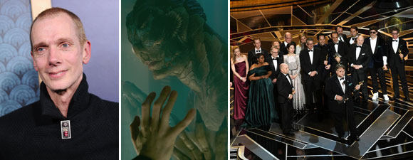 Oscars 2018 Star Trek: Discovery Connection