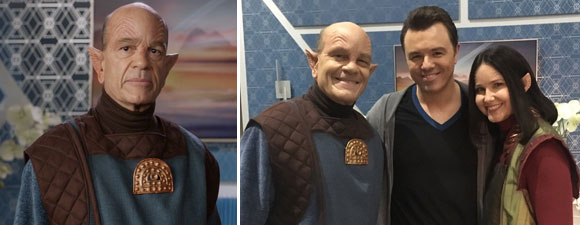 Picardo Back On The Orville For Season Two