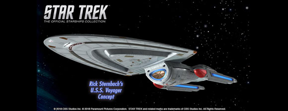 Eaglemoss Bonus Star Trek Ship Models Trektoday