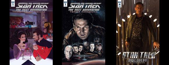 July IDW Publishing Star Trek Comics – TrekToday
