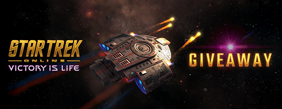 Star Trek Online: Special Starship Giveaway