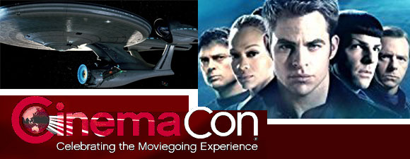 Trek Films Announced At CinemaCon