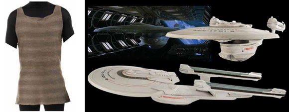 Trek Items To Be Auctioned