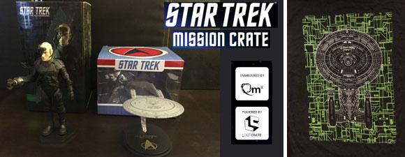 Star Trek Loot Crate Review