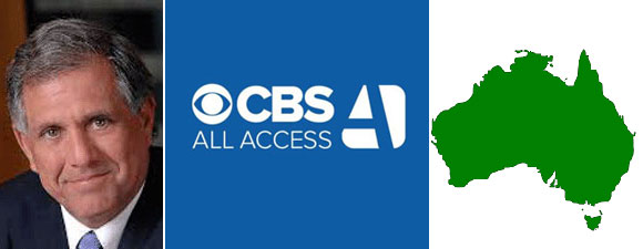 CBS All Access Coming To Australia