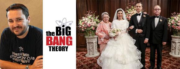 Wheaton's Appearance On Big Bang Theory Season Finale