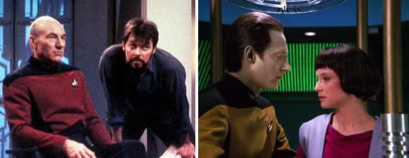 Frakes – Going To Director's School
