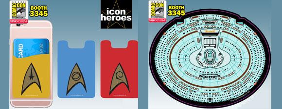 Icon Heroes San Diego Comic Con Trek Exclusives