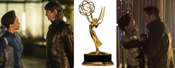 Star Trek Emmy Award Nominations