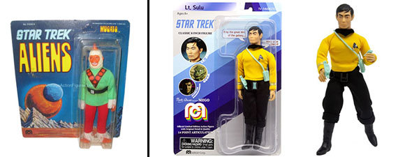 Mego Toys Returns To Trek