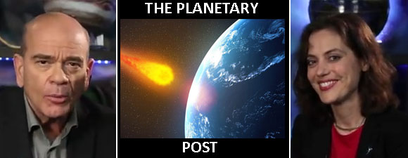 The Planetary Post: Asteroid Defense