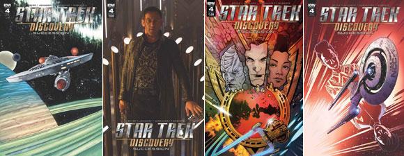 New IDW Publishing Trek Comic Preview