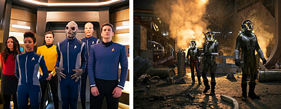 Discovery S2 Premiere Sneak Peek and Star Trek: Short Treks