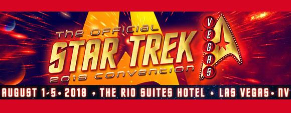 The Official Star Trek Las Vegas Convention