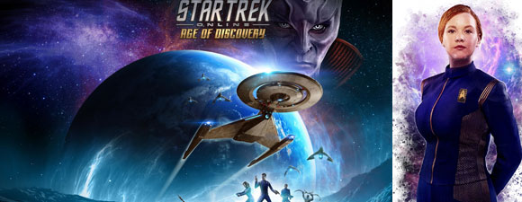 New Star Trek Online Story Features Star Trek: Discovery