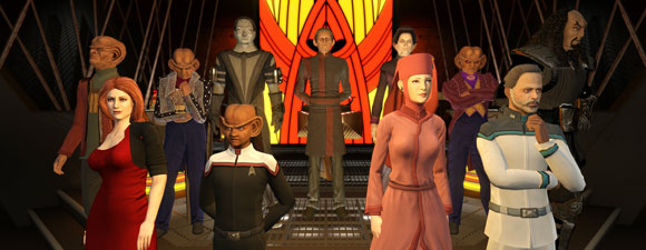 Star Trek Online: Victory Is Life For Consoles