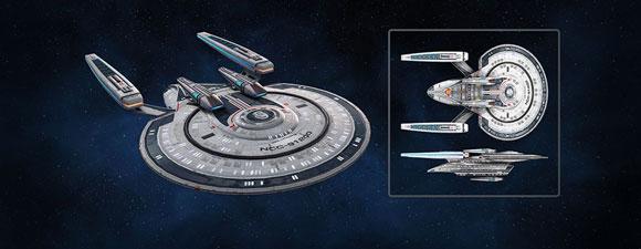 Star Trek Online Adds Three Destroyer Ships