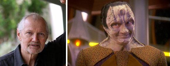 Andrew Robinson: Another Trek Directors' School Graduate