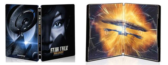 Star Trek: Discovery Blu-Ray/DVD Extras