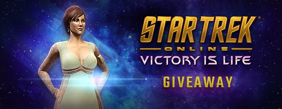 Star Trek Online Victory Is Life Code Giveaway For PS4/Xbox