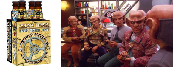 Shmaltz Deep Space Nine Beer Launches At STLV
