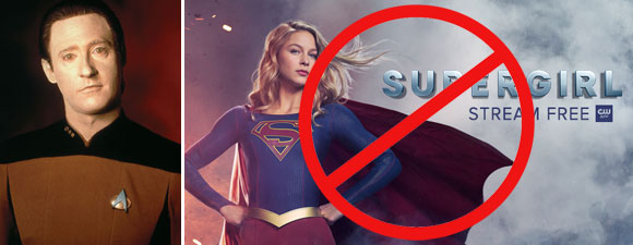 Spiner Bows Out Of Supergirl