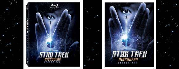 Star Trek: Discovery Blu-ray/DVD Features