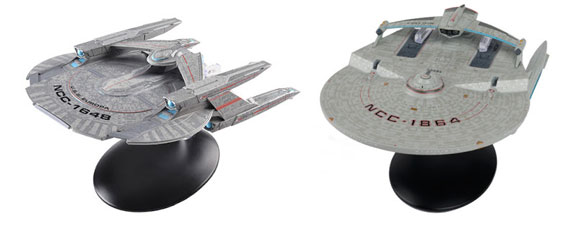 Starship Collection Starship Previews
