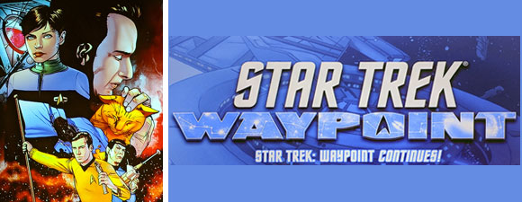 IDW Publishing's Star Trek: Waypoint To Return