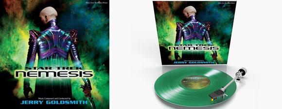 Star Trek: Nemesis Music On Vinyl