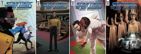 Star Trek: The Next Generation: Terra Incognita 3