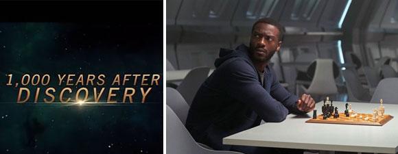 Star Trek: Short Treks: Calypso Teaser