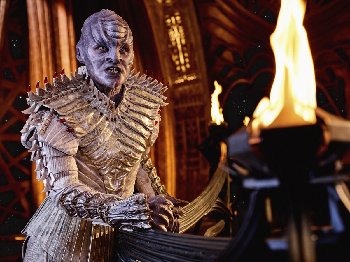 Image result for star trek discovery season 2 l'rell