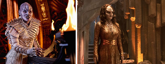 Check Out Star Trek: Discovery's Season Two L'Rell